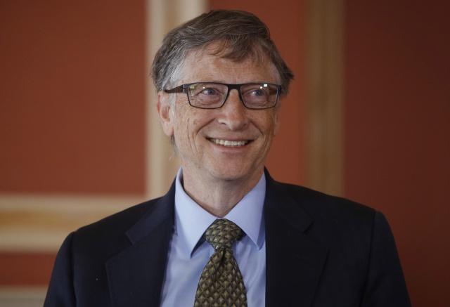 Билл Гейтс: эпидемия