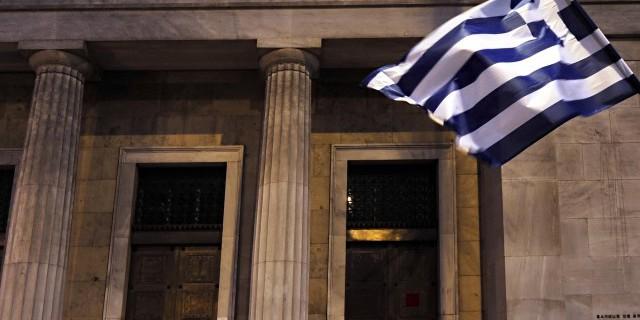 ЦБ Греции: страну ждет