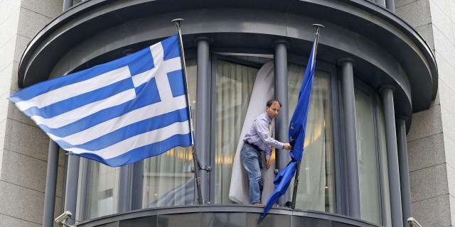 Еврозона требует от Афин