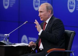 Путин: курс рубля учтет