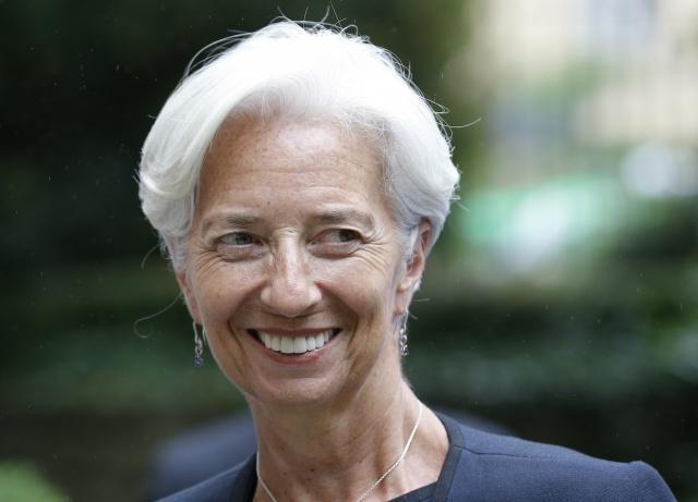 МВФ призывает к борьбе с