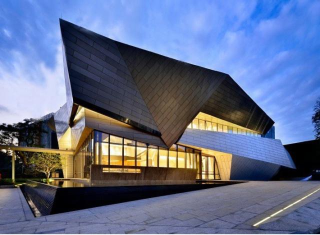 10 архитектурных