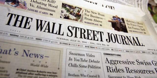 Dow Jones и WSJ