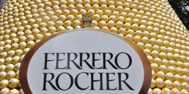Ferrero купит