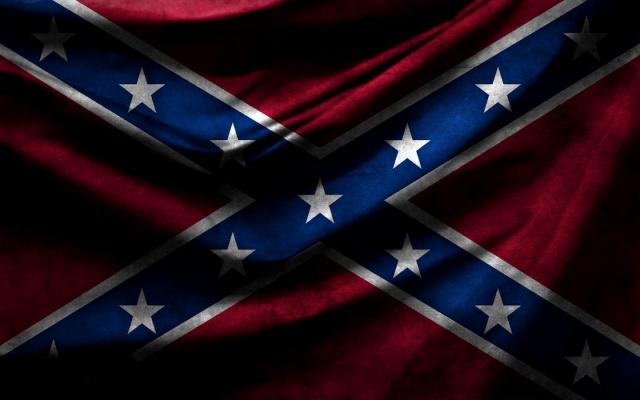 Флаг Конфедерации стал