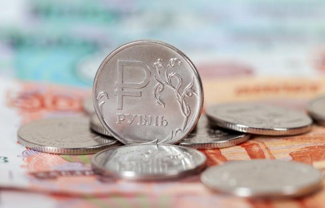 Доллар опустился ниже 54