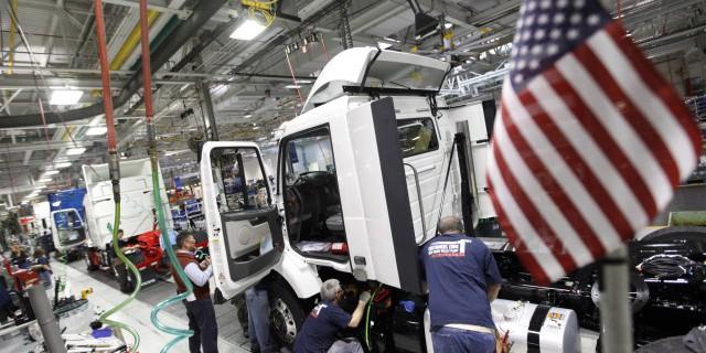 Оценка падения ВВП США в