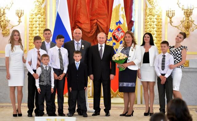 Рейтинг одобрения Путина