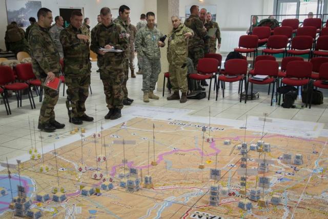 НАТО проведет крупнейшие