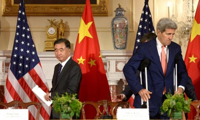 Китай раскритиковал США