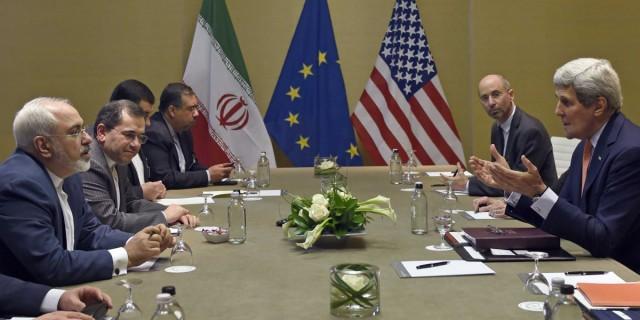Переговоры по Ирану