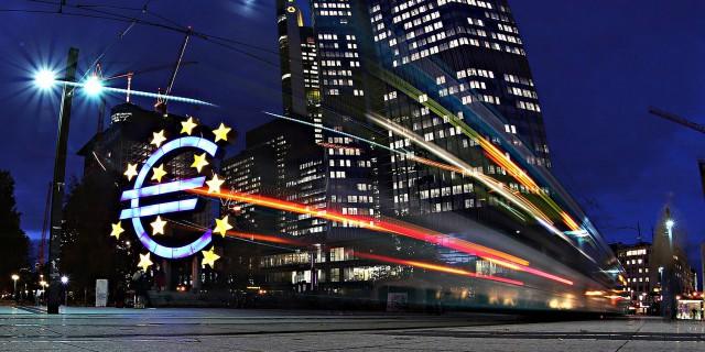 Банки Европы потеряли 40
