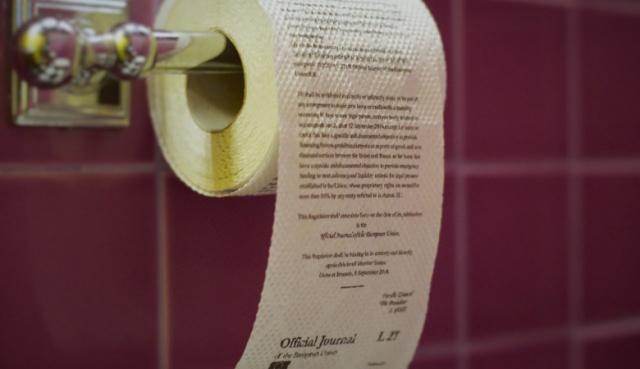 6 видов туалетной бумаги