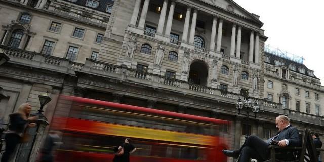 Банк Англии: греческий