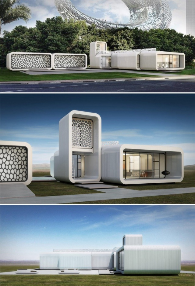 В Дубае хотят построить
