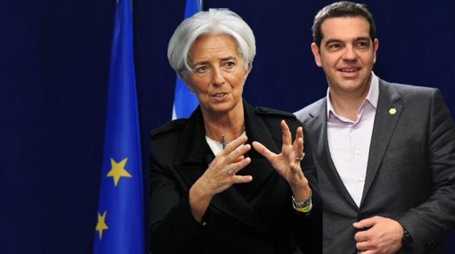 Греция победила? МВФ