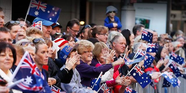 Австралийцы больше