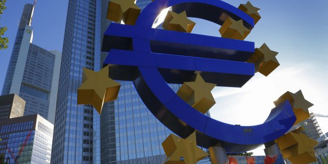 Продажи в еврозоне