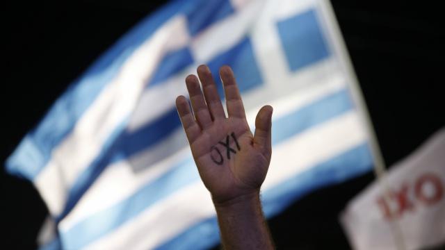 ВздOXY Греции, или как