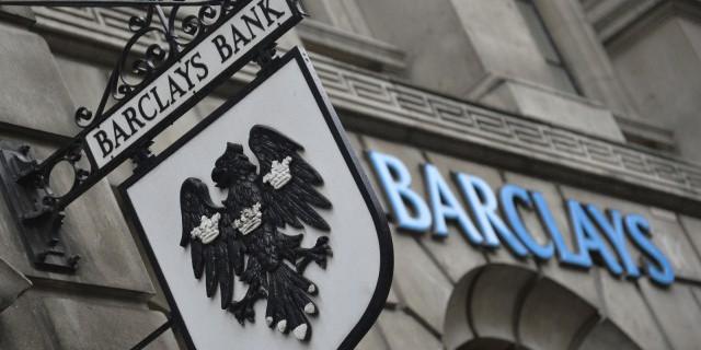 CEO Barclays отправлен в
