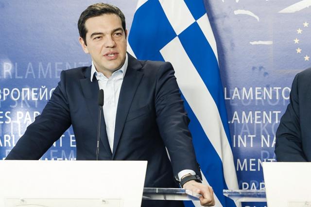 Греция - Европарламенту: