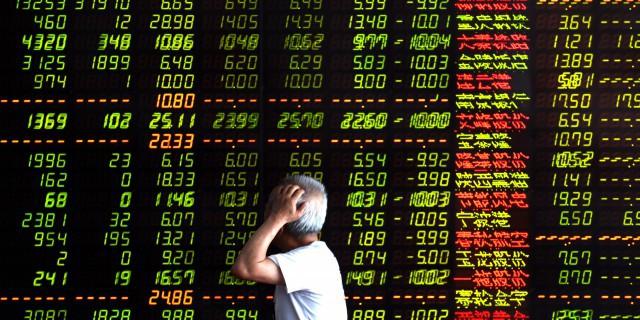 Рынок акций Китая