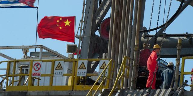 Китай — импортер нефти