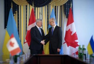 Украина и Канада готовы