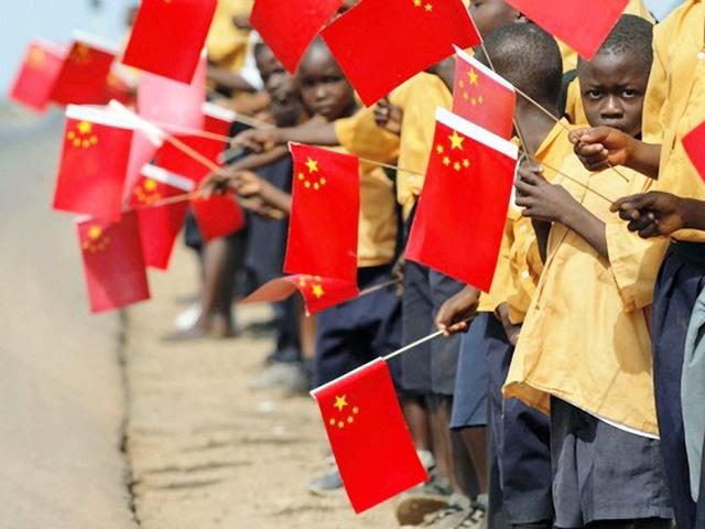 Китай расширяет