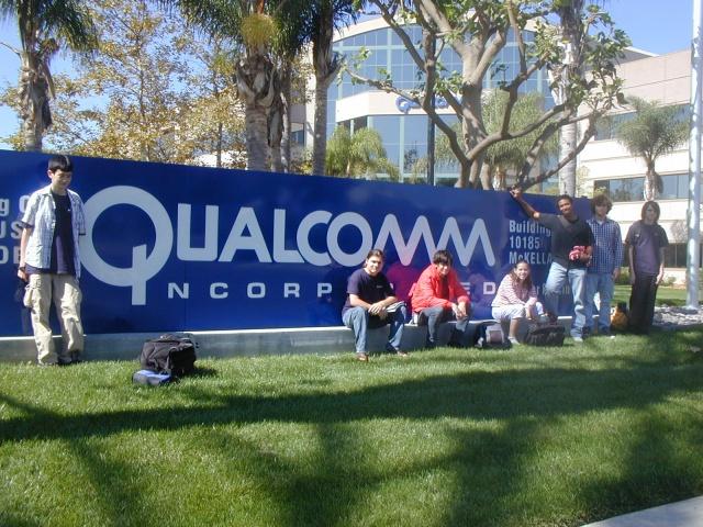 Qualcomm планирует