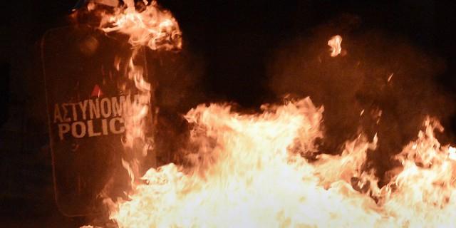 Афины в огне. 3 главных