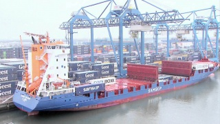 Порт Роттердама расторг