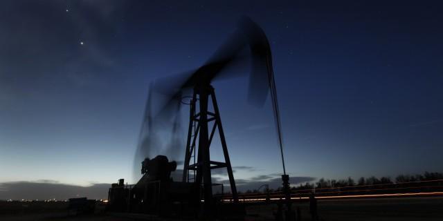 Первый нефтяной аукцион