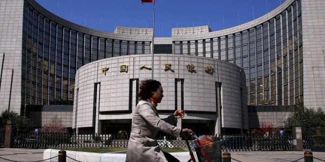 Китай берет фондовый