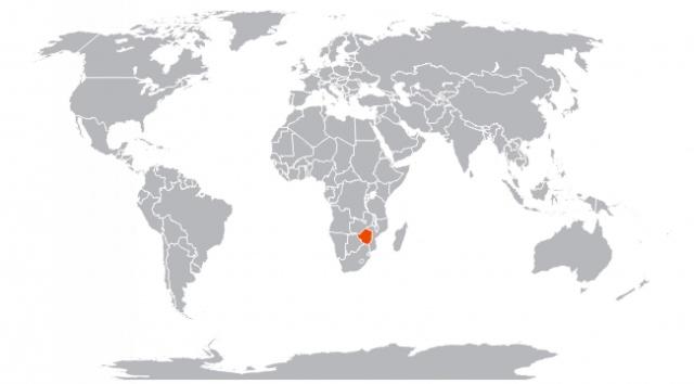 Зимбабве попросилась в