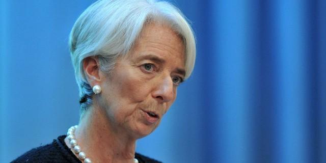 Лагард: МВФ готов