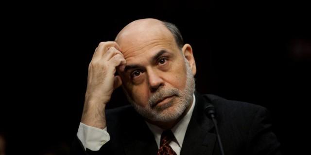 Бернанке: Европа сама