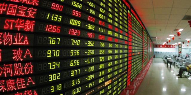 Китайские банки спасают