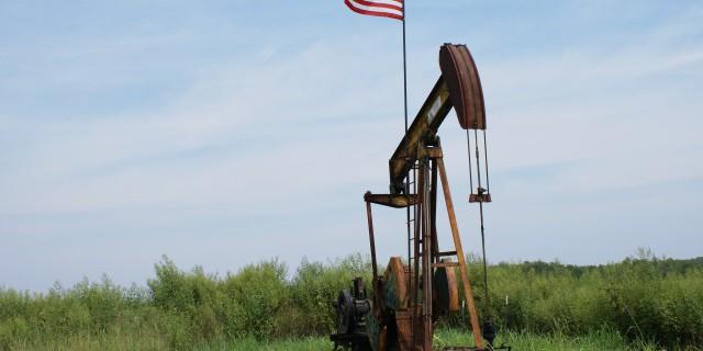 Рост нефтедобычи в США