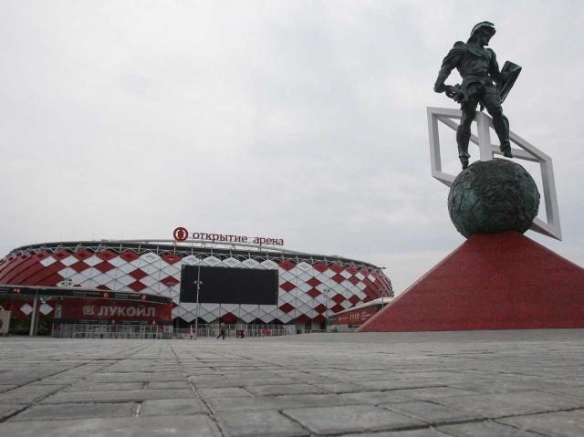 ЧМ-2018: стадионы