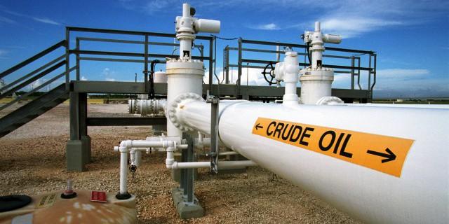 Экспорт нефти Саудовской