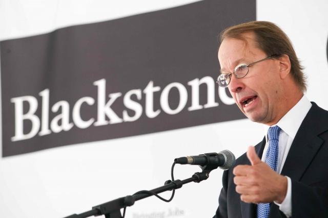 Глава Blackstone