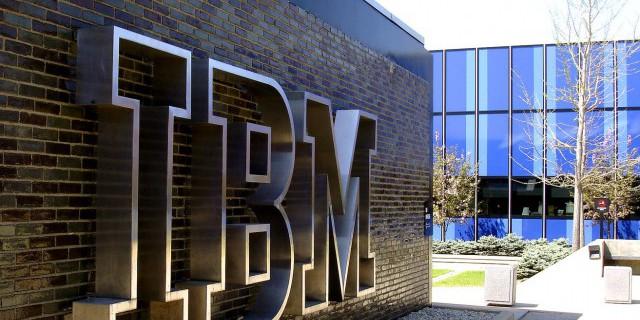 Чистая прибыль IBM
