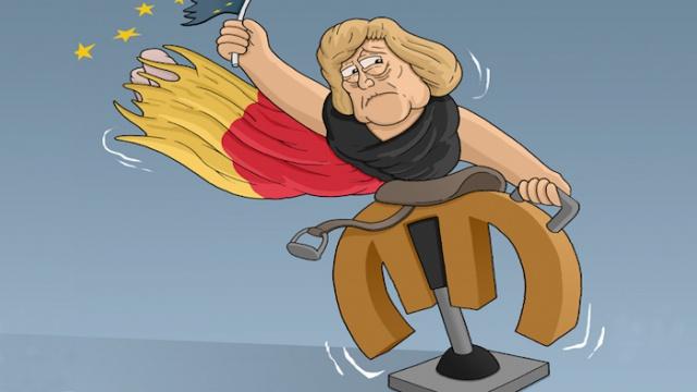 Выход Германии спасет