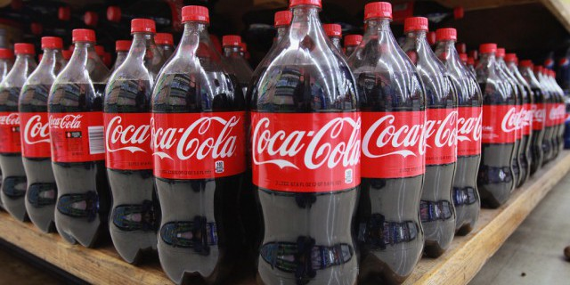 Прибыль Coca-Cola