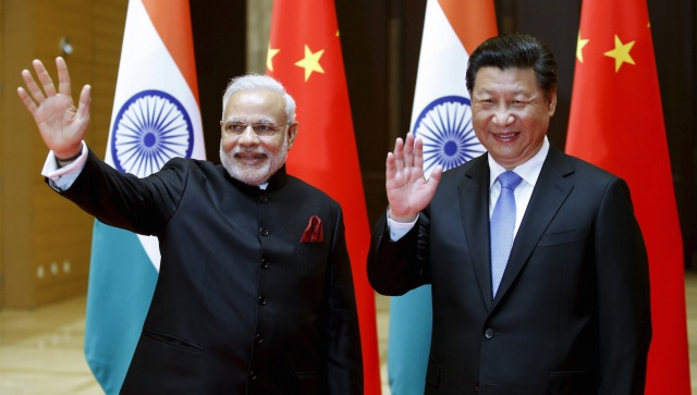 Индия vs Китай: гонка