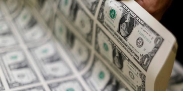 Индекс доллара близок к