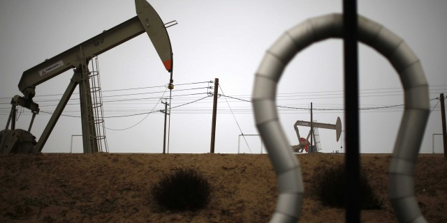 Спад на рынке нефти не