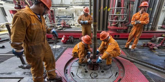 Запасы нефти в Китае