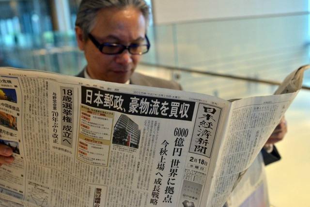Nikkei купила Financial
